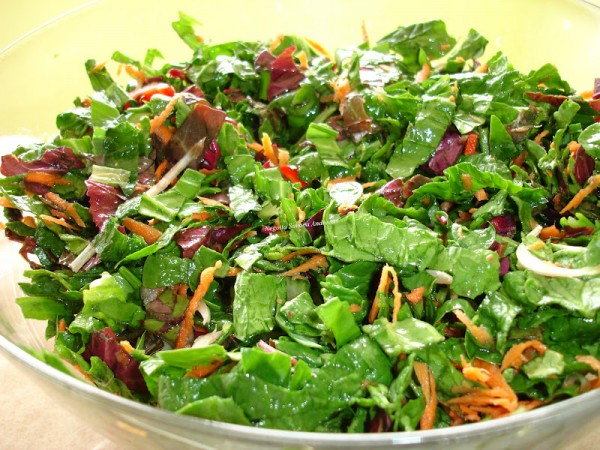 salata de spanac (2)
