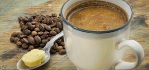 cafea cu unt